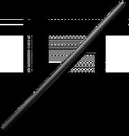 Трубка-удлинитель внутренний диаметр 4мм. 20см (10 шт) Bradas