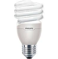 Лампа PHILIPS Tornado T2 8y 15W/827 WW E27 220-240V, энергосберегающая