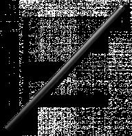 """Трубка-удлинитель РН 1/4"""". 20см (10 шт) Bradas"""