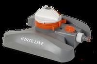 Ороситель WHITE LINE вращающийся 2-режимный с зубчатой передачей Bradas