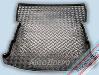 Пластиковый коврик в багажник для Volkswagen Scirocco (2 м.) с 2008-