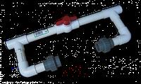 """Комплект для подключения инжектора. РВ 11/2"""" Bradas"""