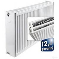 Радиатор стальной Airfel TYPE 33 H500 L500 (боковое подключение)