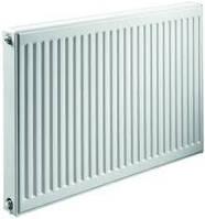 Радиатор стальной E.C.A 11 К 500x500 мм (боковое подключение)