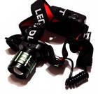Налобный тактический фонарь Police BL-T07A-T6, фото 2