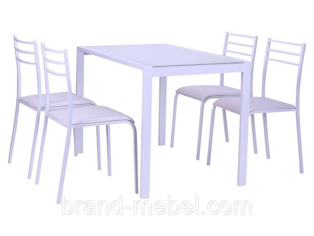 Комплект Тмин (стол + 4 стула)