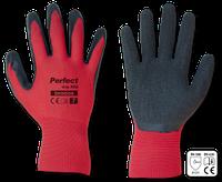 Перчатки рабочие PERFECT GRIP RED латекс, размер 9 Bradas