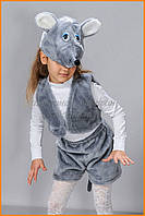 Детские костюмы мышонок | карнавальный костюм Серая мышка