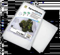 Агроволокно 30 гр/м² зимне-весеннее белое размер 1,1*5м Bradas