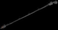Штанга 59 см, форсунка с конусообразной насадкой Bradas