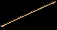 Удлинитель латунный 45 см Bradas