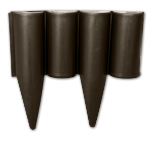 Палисад PALGARDEN коричневый - 2,5 м Bradas