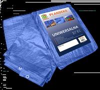 Тент водонепроницаемый BLUE 60 гр/м² размер 6 х 10м Bradas