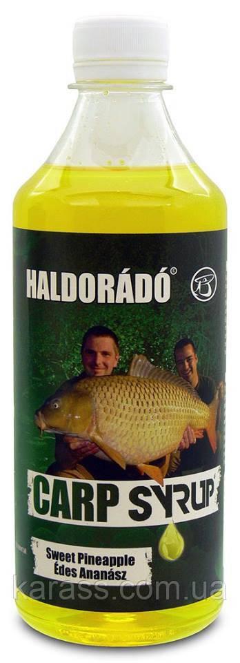 HALDORÁDÓ CARP SYRUP - ÉDES ANANÁSZ