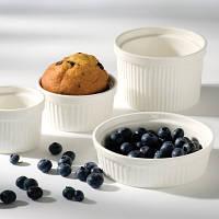 Формочка для выпечки Bianco, диам. 10,5 см, Н 6,5 см, 0,35 л