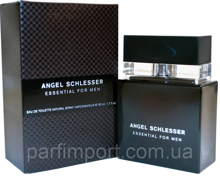 Angel Schlesser Essential MAN EDT 50 ml  туалетная вода мужская (оригинал подлинник  Испания)