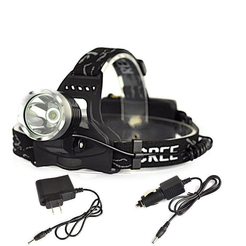 Налобный тактический фонарь Police XQ15-T6