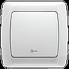 Кнопка дверного замка VIKO Carmen Белый (90561005)