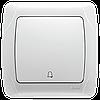 Кнопка звонка VIKO Carmen Белый (90561006)