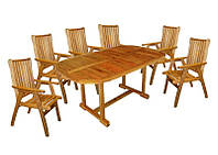 Мебель для сада Hecht ROUNDEDSET