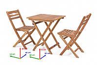 Мебель для сада Hecht BALCONYSETA