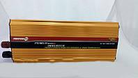 Преобразователь 12V-220V 1500W  f