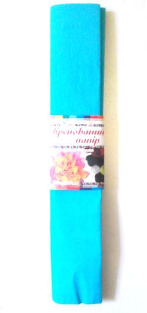 Гофробумага Светло-голубая