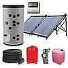 Комплект Standard_Plus-500 (для нагріву 500л води, родина з 10-ти чол)
