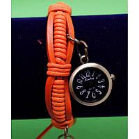"""Женские наручные часы-браслет на ремешках с подвесками """"Югал"""", красный"""