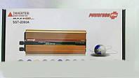 Преобразователь 12V-220V 2000W в машину инвертор