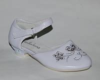 Праздничные туфли для девочек  KLF арт. YL327 (Размеры: 23-31)