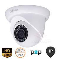 Внутренняя IP камера Dahua DH-IPC-HDW1120S (2.8 мм)