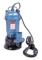Водяной насос для грязной воды 2850 Вт с измельчителем Kraft&Dele