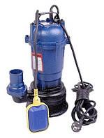 Насос для  грязной воды 2850Вт с измельчителем и поплавком Kraft&Dele