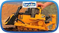 Бульдозер гусеничный Caterpillar D10T Bruder 02452