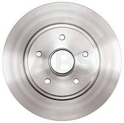 Гальмівний диск задній (274mm), без підшипника на Renault Kangoo II 2008-> — ABS (Нідерланди) - ABS17981