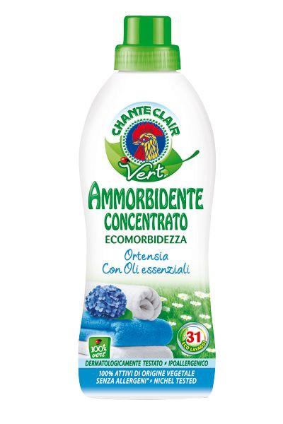 Бальзам-ополаскиватель (органика) VERT с ароматом цветков гортензии 625 мл, Chante Clair 512132