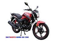 Мотоцикл BIRD X6 200 (200 куб.см.)