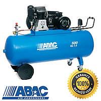 Компрессор ABAC B5900B/500 FT5.5 (11 атм, 653 л/мин, 500 л)
