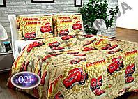 Детский комплект постельного белья в кроватку №дсм04
