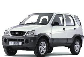 Товары для автотюнинга Daihatsu Terios (2003-2005)