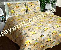 Детский комплект постельного белья в кроватку №дсм20