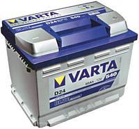 Аккумулятор автомобильный Varta BLUE dynamic 60А/ч