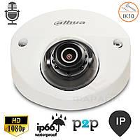 Купольная 2Мр IP камера Dahua DH-IPC-HDBW4220FP-AS (2.8 мм)