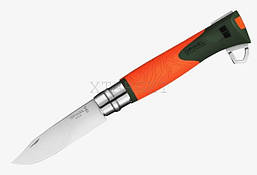 Нож Opinel №12 Explore оранжевый