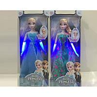 Кукла Frozen со светящимися перчатками