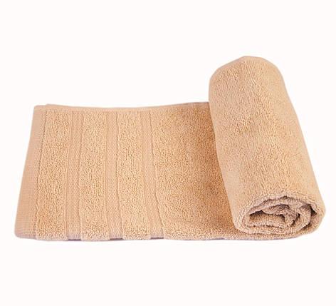 Махровое полотенце Софт-твист ТМ Ярослав, 50х90 см, фото 2