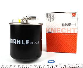 Фільтр паливний Sprinter 906 09- / Vito (W639) 10 - Німеччина