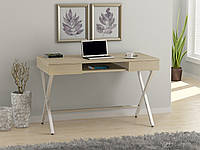 Стол письменный L-15 Loft design (ЛДСП: Рустер, Венге Корсика, Дуб Палена, Орех Модена)