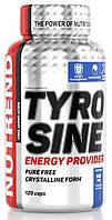 Nutrend Tyrosine 120 caps, фото 1